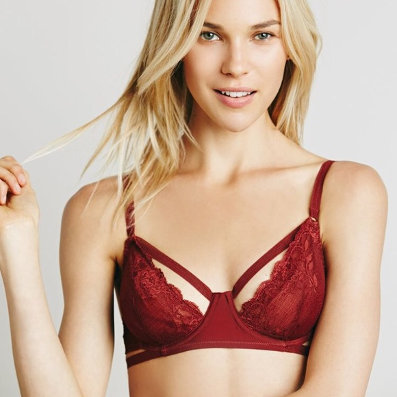 b09d187a58 Free People Other - Free People NWOT Dream of Me Underwire Bra
